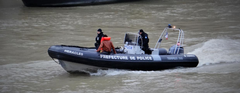 Paryż ciało Polaka w Sekwanie