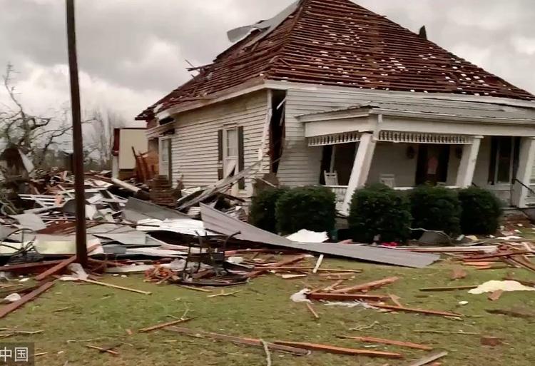 Alabama tornado China Daily 2