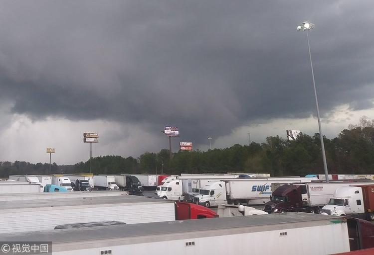 Alabama tornado China Daily 3
