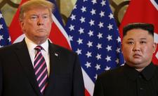 Donald Trump i Kim Dzong Un  - spotkanie i szczyt w Wietnamie. Są już zdjęcia i wideo. Korea Północna i USA ogłoszą, że wojna skończona? Są to rozmowy pokojowe