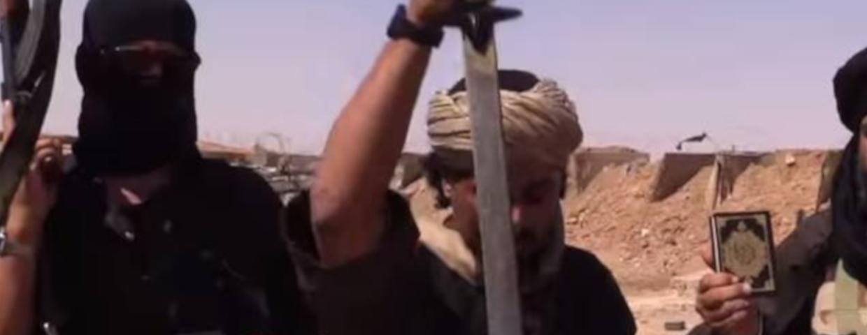 Państwo Islamskie w Syrii przegrało w Baghuz bitwę. Na koniec zabili niewolnice seksualne i obcięli im głowy. Żołnierze SAS ujrzeli sceny jak z horroru gore.