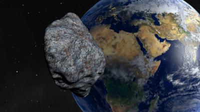 Potencjalnie niebezpieczne asteroidy blisko Ziemi