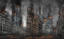 Apokalipsa spełnia się na naszych oczach. Taki będzie koniec świata