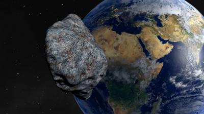 Asteroida może uderzyć w ziemię już we wrześniu