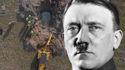 Tajna broń Hitlera w Polsce - rakieta V2 odnaleziona