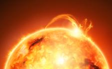 Burza słoneczna dopadnie Ziemię?