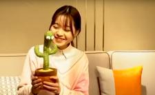 Kaktus narkoman tańczy szczęśliwy w rytm piosenki o kokainie. Cypis robi furorę w Chinach