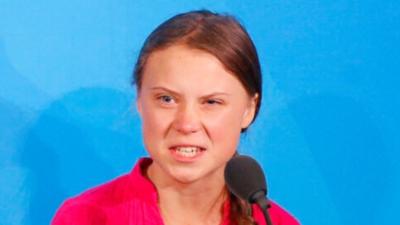 Greta Thunberg cofnęła się w czasie, by ocalić świat?