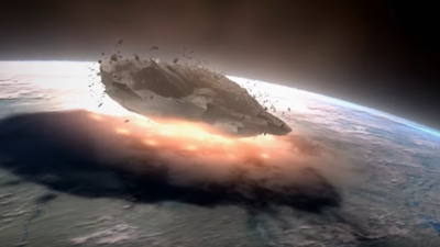 Uderzenie asteroidy popsuje nam weekend?