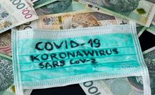 WHO ostrzega: Koronawirus na pieniądzach