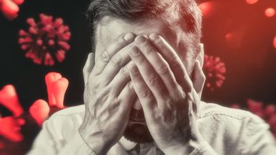 Koronawirus powoduje bezpłodność u mężczyzn?