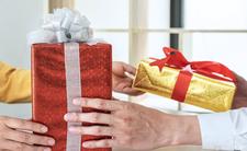 Koronawirus na prezentach