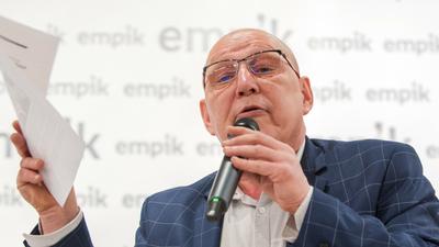 Krzysztof Jackowski w przerażającej wizji