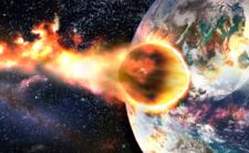 Asteroida 2014 QJ33  pędzi w kieunku Ziemi