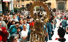Neapol: brak cudu św. Januarego