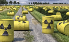 Niemcy kontra ekologia - radioaktywne skażenie to koniec Europy?