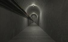 Odkrył tajemniczy tunel we własnej piwnicy. Zdjęło go przerażenie