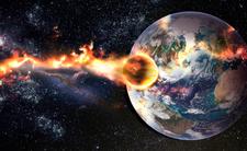 Asteroida leci na Ziemię