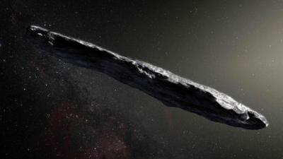Asteroida Oumuamua czy po prostu statek kosmiczny? Nowa teoria i informacje