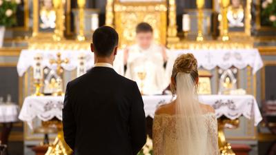 Ślub kościelny w Polsce