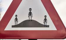 UFO nad Sanokiem. Wideo pokazuje dziwne zjawisko na niebie