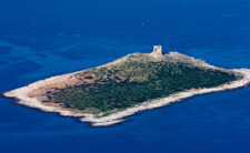 Włoska wyspa wystawiona na sprzedaż