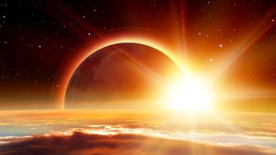 Pierścieniowe zaćmienie słońca. Wszystkie oczy w górę!
