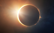Zaćmienie Słońca 2021 w Polsce