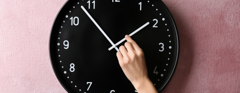 kiedy przestawiamy zegarki
