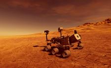 Życie na Marsie jednak istnieje?