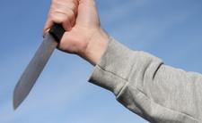 Atak nożownika! Nóż został wbity w twarz 3-letniego dziecka [WIDEO]