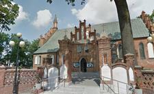 Atak siekierą w kościele. Parafianie obezwładnili napastnika