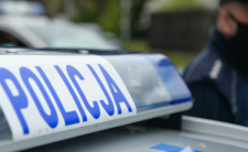 Policyjny pościg na Dolnym sląsku. Strzały i pijany kierowca