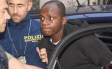 Polka zgwałcona w Rimi przez imigrantów. Sprawca gwałtu Uerlin Butungu usłyszał wyrok więzienia, ale chce się odwołac, by nie odsiadywać kary.