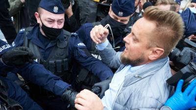 Paweł Tanajno usłyszał zarzuty