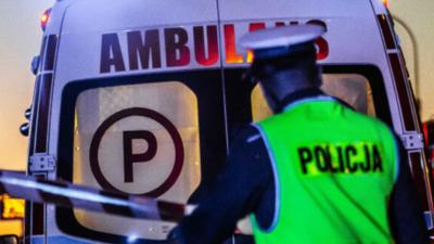 Katowice, wypadek. Autobus wjechał w ludzi. 19-latka nie żyje