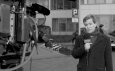 Dziennikarz TVP brutalnie zamordowany! Zabójca podciął mu gardło