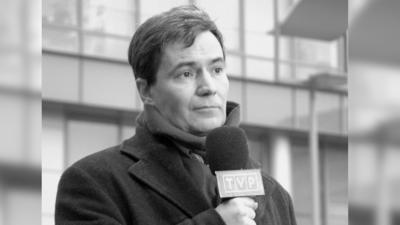 """Dziennikarz TVP zamordowany we śnie! Zabójca: """"szatan mi kazał"""""""