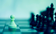 Kuriozalna śmierć genialnych szachistów. Obok nich leżały balony
