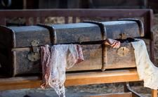 Szczątki dziecka w walizce. Makabra na Dolnym Śląsku