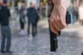 21-latek strzelał do przypadkowych ludzi na ulicy. Szok w Morągu