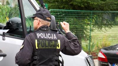 Policja już wcześniej miała do czynienia z Cezarym R.