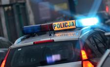 Policjanci zatrzymali pijanego ojca
