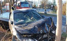 Pijany Ukrainiec zabił kobietę - wjechał na chodnik