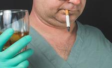 Pijany ortopeda w Piotrkowie Trybunalskim