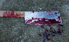 Pocięła córkę nożem bo ta nie chciała sprzątać