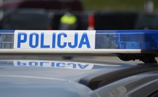 Policjanci postrzelili chorego mężczyznę