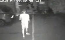 Polski youtuber okradziony - dzbany nagrane na wideo z monitoringu