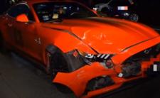 Zlot Car Show Hi5 zakończony karambolem samochodów