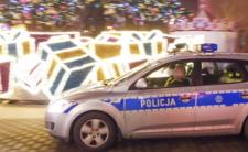 Wigilia i kontrola policji w domu